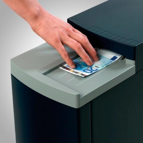 Sistema de pago en efectivo Safe Pay