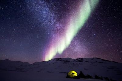 Paisaje Polar